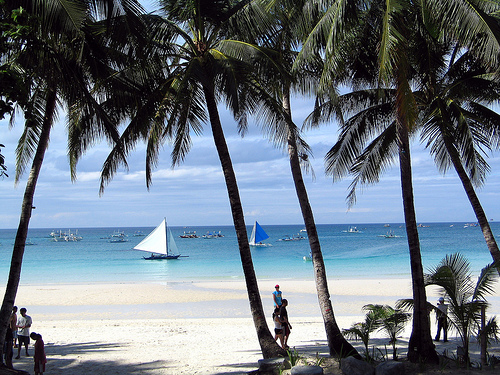 Boracay White Sand Beach