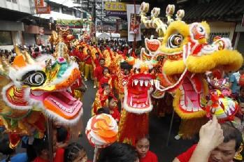 Chinese New Year Manila