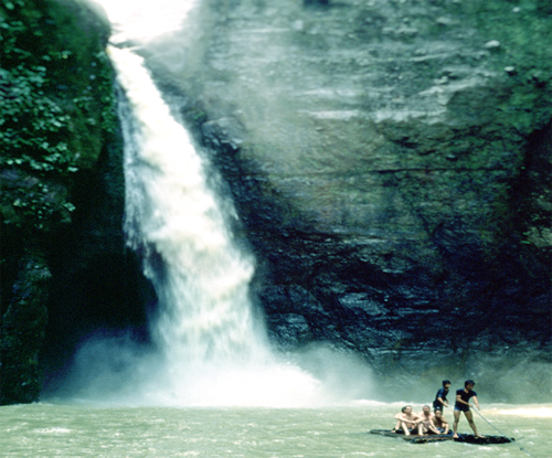 Laguna Pagsanjan Falls