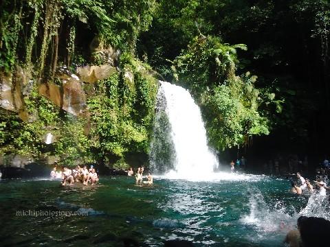 Laguna Taytay Falls