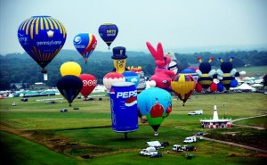 Pampanga hot air balloon