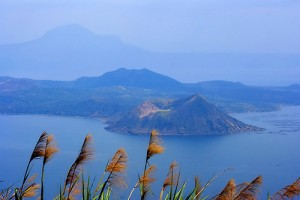 Mt. Taal, Philippines, Smallest Volcano in the World