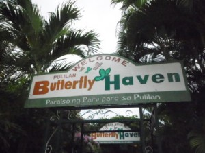 Butterfly Haven in Bulacan