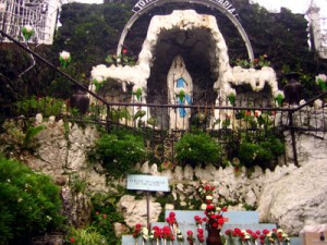 Our Lady of Lourdes Grotto in Bulacan