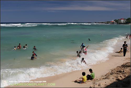 Pangasinan Patar Beach