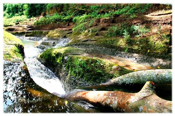 Quezon Kubli Falls