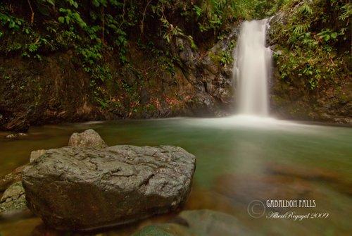 Nueva Ecija Palasapas Falls