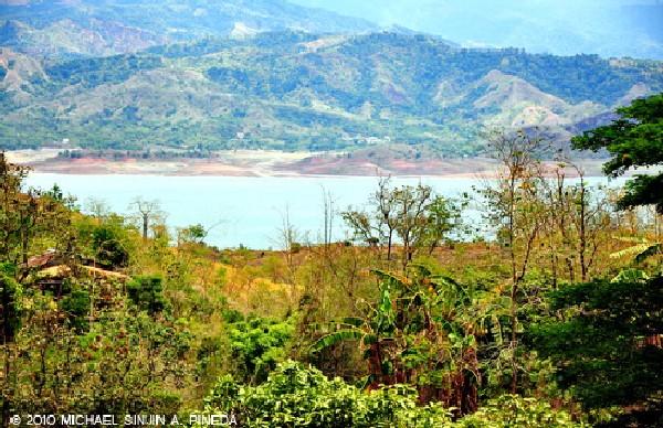 Nueva Ecija Pantabangan Dam