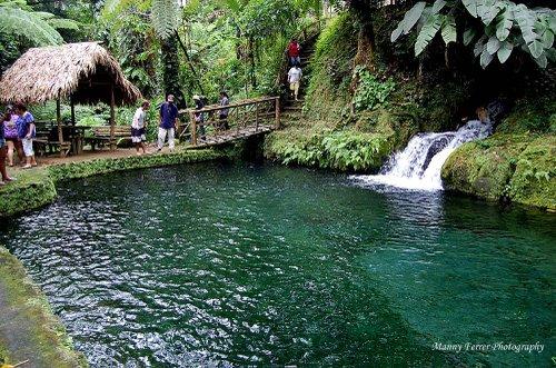 Sorsogon Palogtok Falls