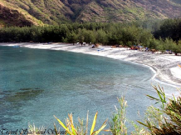 Zambales Anawangin Cove
