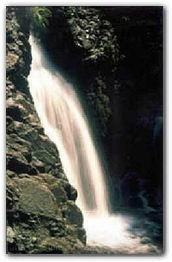 Zambales Anghalo Falls