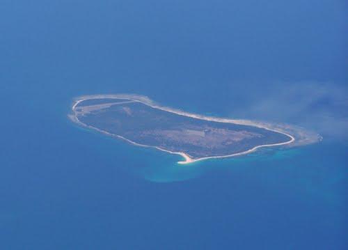 Zambales Hermana Mayor Island