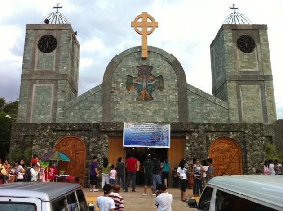 Zambales Ina Poon-Bato Shrine