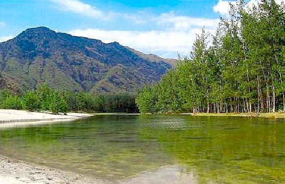 Zambales Looc lake