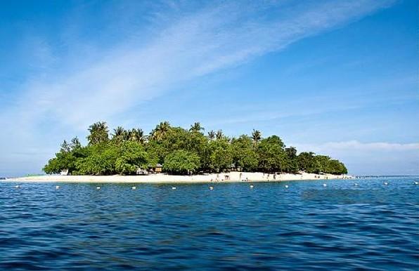 Zambales Potipot Island