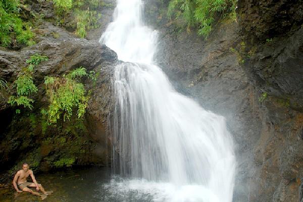 Zambales Pundaquit Waterfalls