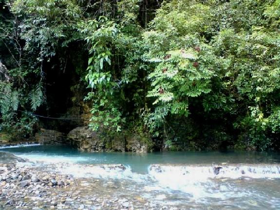 Zambales Santo Nino Cave