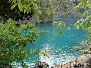 Abra Kimkimay Lake