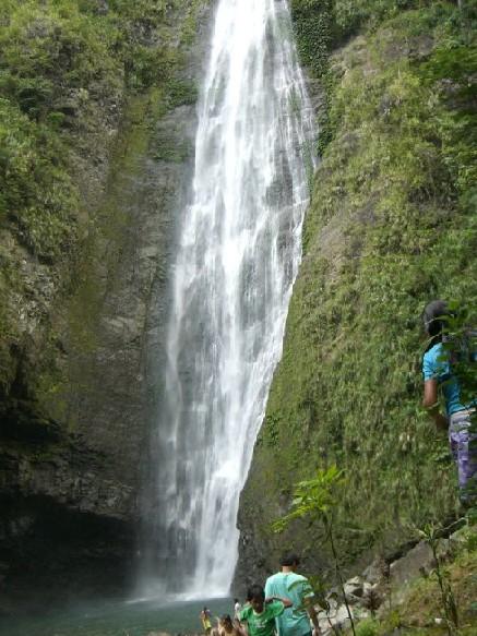 Isabela Dibulo Falls