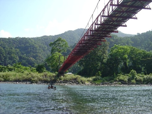Isabela Hanging Bridge