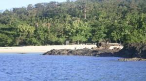 Isabela Palanan Beach