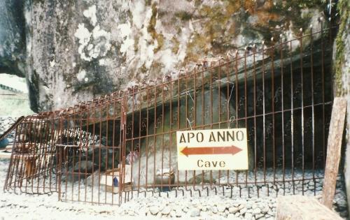 Apo Anno Cave