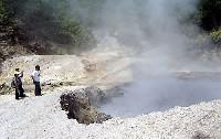 Badekbek Sulfur Springs