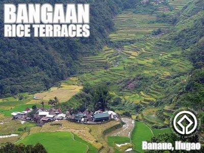 Bangaan Rice Terraces