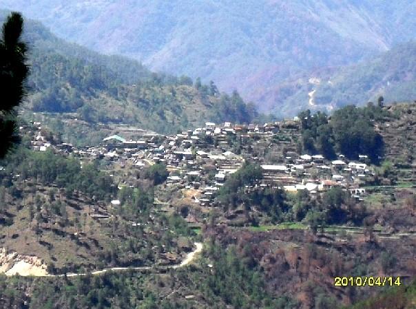 Guina-ang Village