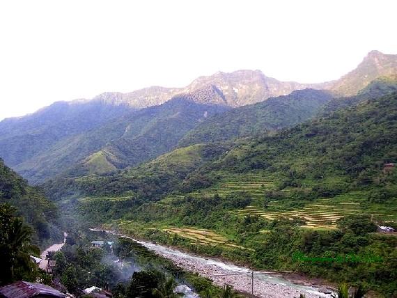 Mt. Mating-oy Dinayao in Kalinga