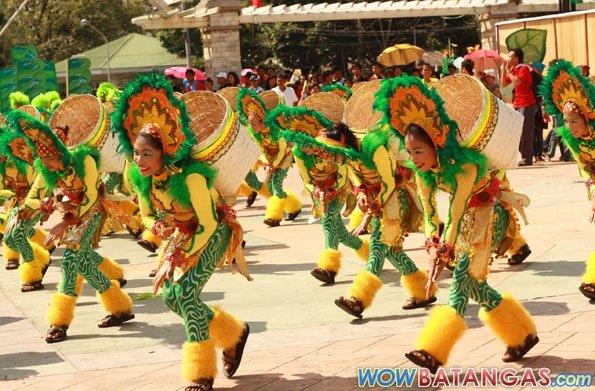 Anihan Festival batangas