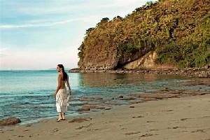Bamboo Beach in Batangas