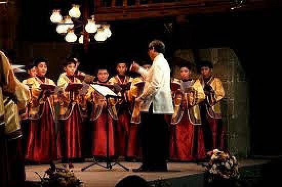 Bamboo Organ Festival