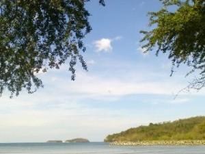 Crescent Beach in Batangas