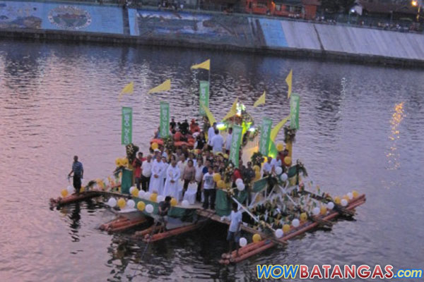 Fluvial Procession batangas