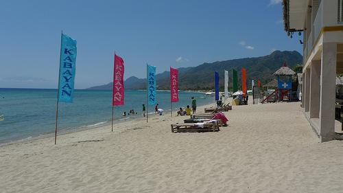 Kabayan Beach Batangas