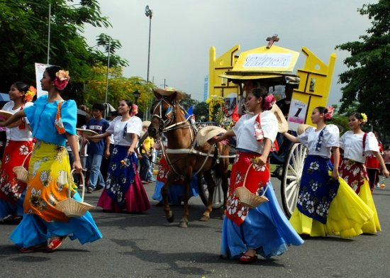 Kalesa Festival Manila