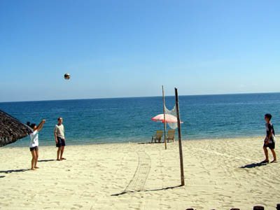 Beach Volleyball Batangas