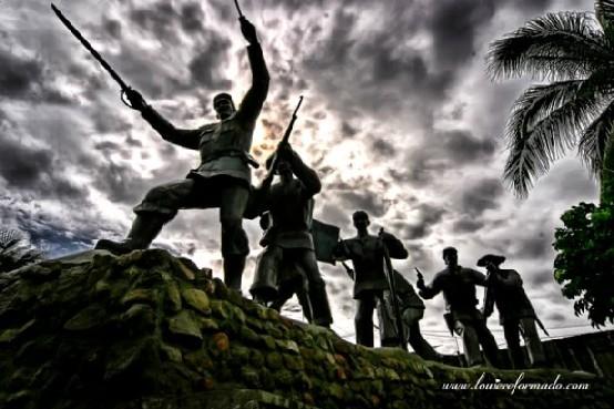 Cavite Labanan sa Binakayan