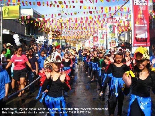 Cavite Regada Festival