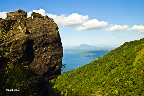 Mt. Maculot in Batangas