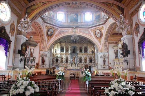 Pampanga Betis Church