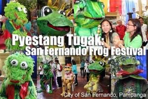 Pampanga Frog Festival