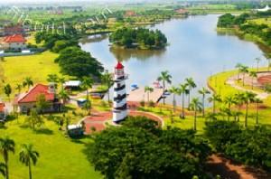 Pampanga Lakeshore