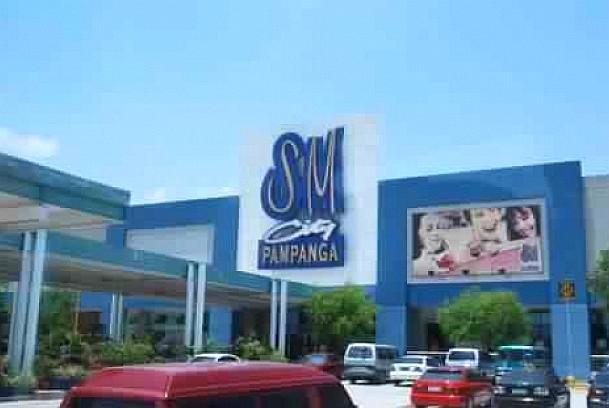 Pampanga SM Mall