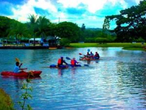 Pampanga boating