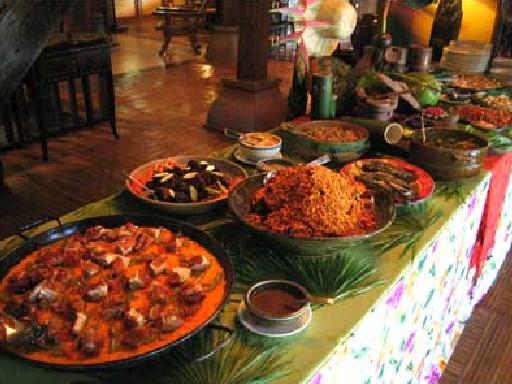 Pampanga foods