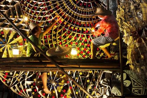 Pampanga giant lantern