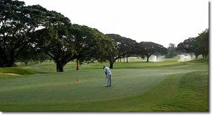Pampanga mimosa golf course