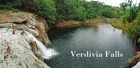 Bulacan Verdivia Falls